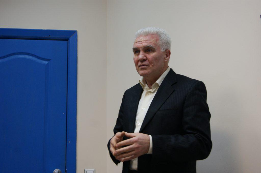 Виктор Бадия