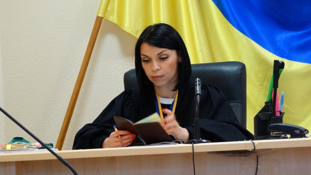 Мицик Ю.С. - Дарницкий суд 1