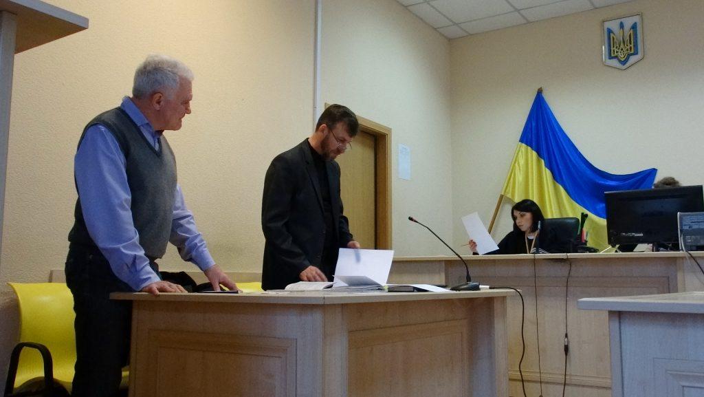 Дарницкий суд - МАА 1